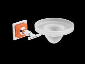 Accesorios de baño PyP - za-09 - Portasapone A Muro