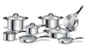 Bialetti -  - Batteria Da Cucina