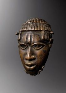Galerie Afrique -  - Maschera Africana