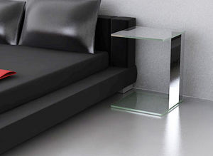 swanky design - athena side table - Comodino