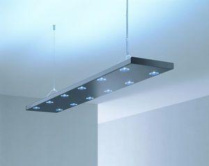 WALDMANN ECLAIRAGE - hybrid - Lampada A Sospensione Per Ufficio