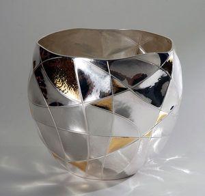 Roland Daraspe -  - Bicchiere Portacandela
