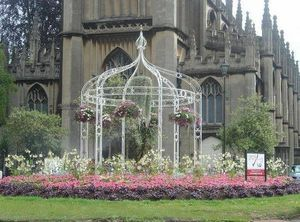 Ironart Of Bath - bathwick hill gazebo - Padiglione
