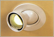 Flexion Optical Fibre - rd4 adjustable sporlight - Faretto / Spot Da Incasso Orientabile