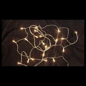 Shiu Kay Kan - fairy lights - Ghirlanda Luminosa