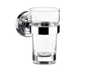 Emco Uk - glashalter kristallglas klar - Portabicchieri