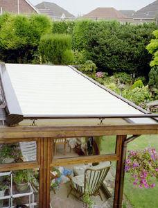 Worth & Company Blinds - outside conservatory roof blinds - Tenda Per Veranda