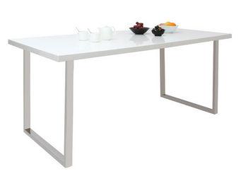 Miliboo - halifax table a manger - Tavolo Da Pranzo Rettangolare