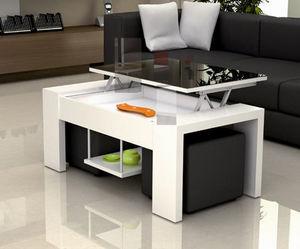 Pinald - 22615 - Tavolino Soggiorno Con Ripiano