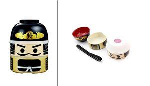HAKOYA - kokeshi grande taille - busho - Contenitore Per Alimenti