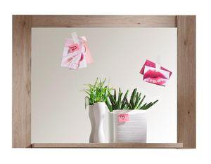 COMFORIUM - miroir coloirs chêne san remo pour hall d'entrée - Specchio