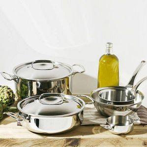 De Buyer - affinity - Batteria Da Cucina