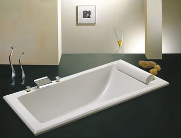 CONDESA ACRYL - Vasca da bagno ad incasso - Bianco - Acrilico - Apal ...