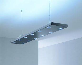 Plafoniere Neon Per Ufficio : Lampade al neon per ufficio leggero dal soffitto dell