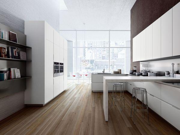 Snaidero - Cucina moderna-Snaidero-Orange