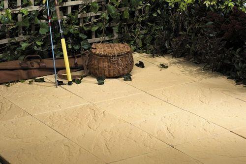 MARLUX - Pavimento in calcestruzzo-MARLUX-Rustique