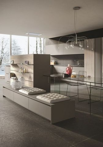 Snaidero - Cucina moderna-Snaidero-Look----