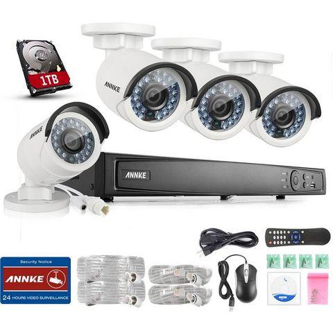 ANNKE - Videocamera di sorveglianza-ANNKE-Camera de surveillance 1427372